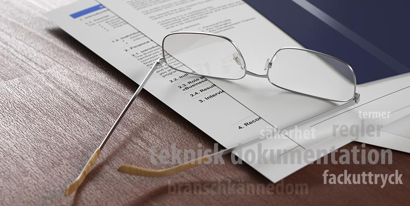 Teknisk dokumentation
